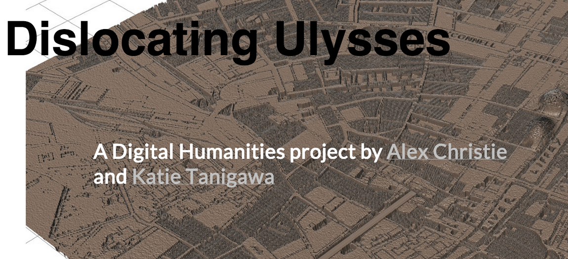The Praxis Award: Dislocating Ulysses