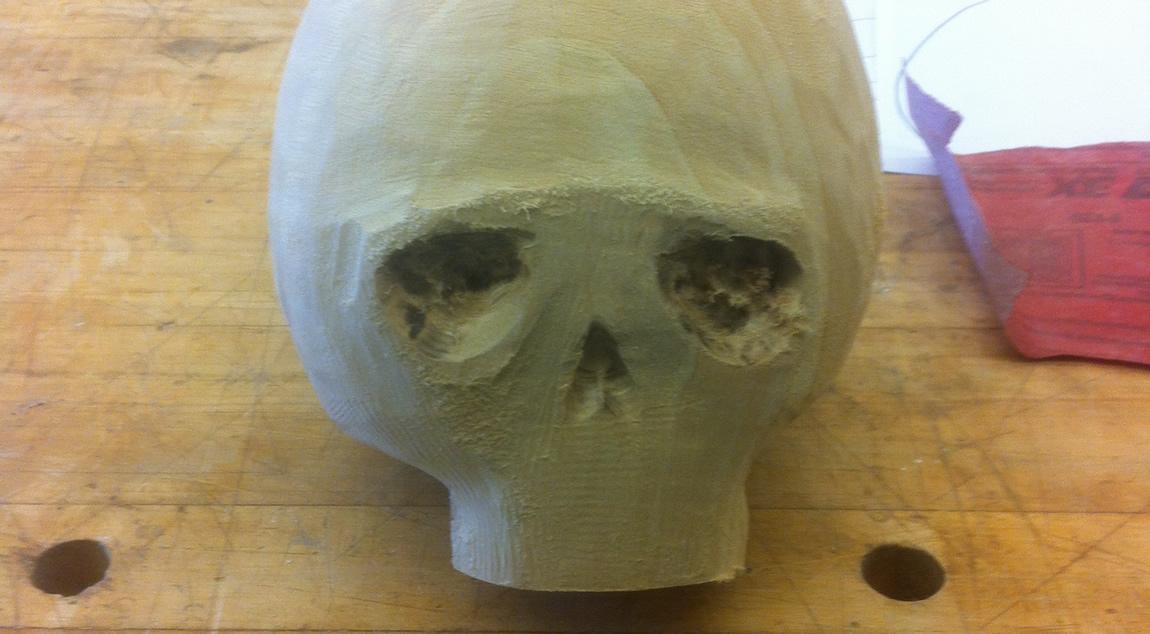 Skull, No. 5