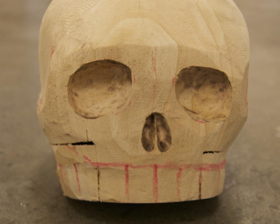Skull, No. 6