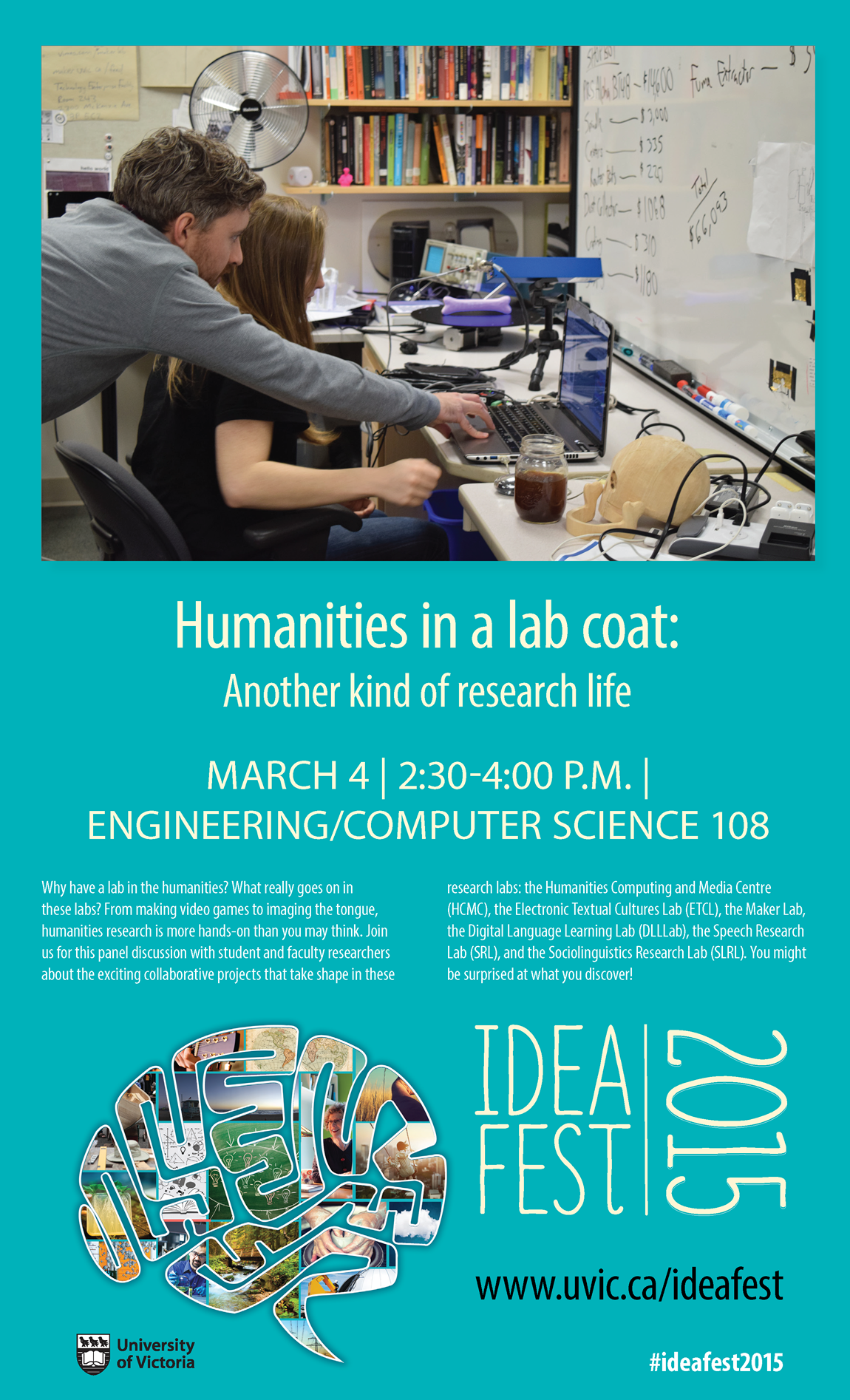 Humanities in a Lab Coat